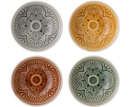 Ręcznie wykonany komplet miseczek Rani, 4 elem.