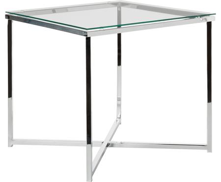 Beistelltisch Matheo mit Glasplatte
