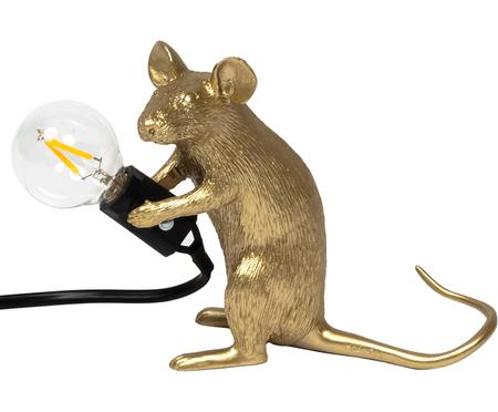 Dizajnová stolová lampa Mouse