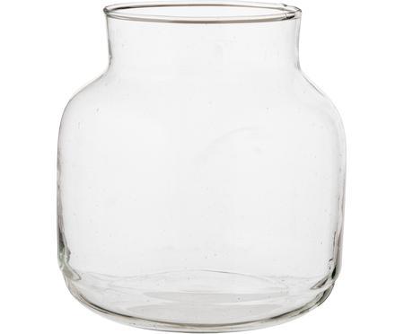 Wazon ze szkła dmuchanego z recyklingu Dona