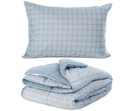 Set de colcha y almohada Cloud