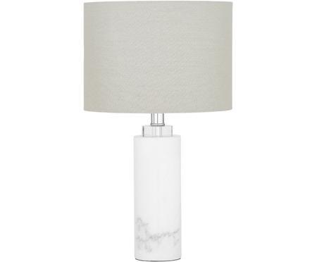 Lampada da tavolo in marmo Amanda