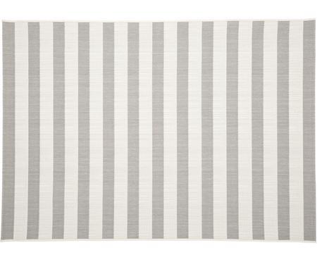 Tapis d'extérieur gris blanc Axa