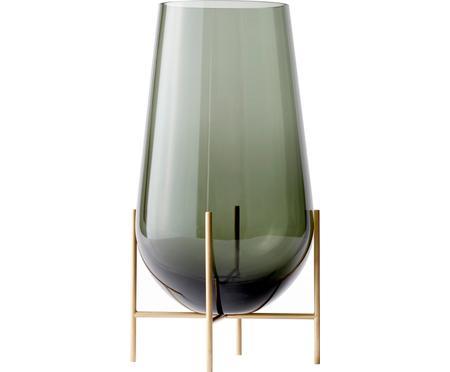 Große Design-Vase Échasse