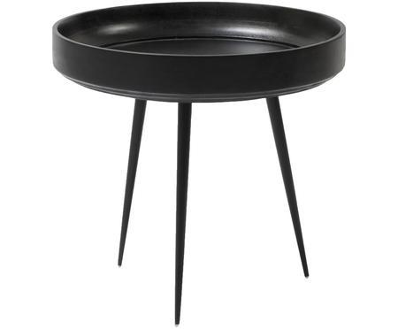 Kleiner Design-Beistelltisch Bowl Table aus Mangoholz