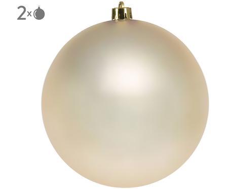 Weihnachtskugeln Minstix, 2 Stück