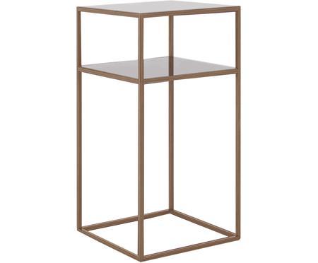 Stolik pomocniczy z metalu Tensio Oli