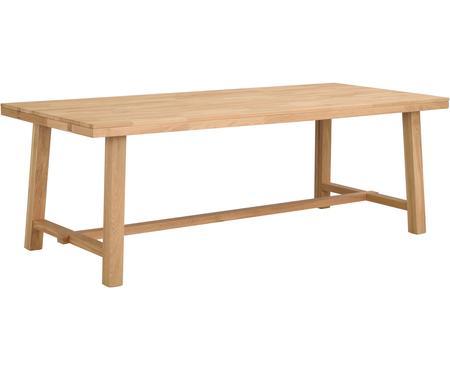 Table extensible en chêne massifBrooklyn