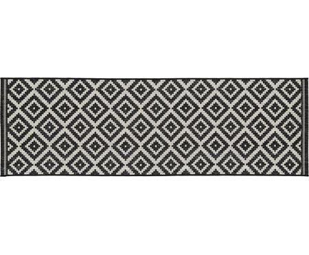 Tapis de couloir outdoor imprimé géométrique Miami
