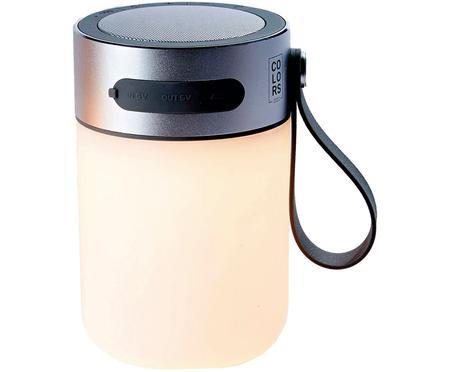 Mobiele outdoor LED lamp met luidspreker Sound Jar