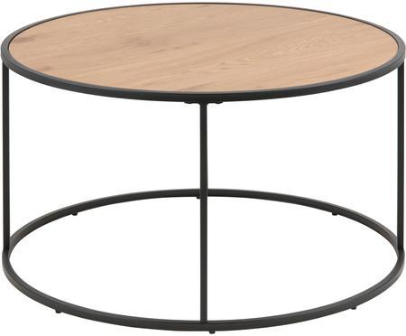 Tavolino da salotto rotondo Seaford
