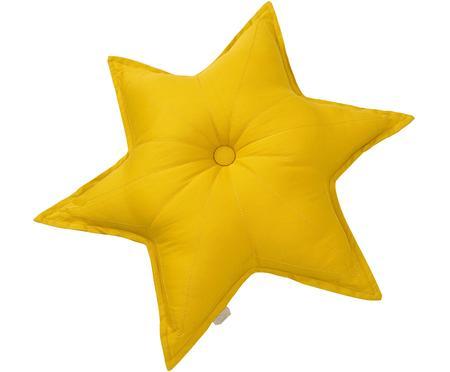 Coussin en coton bio Star