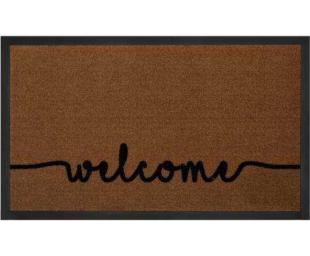 Polyamid-Fußmatte Cozy Welcome