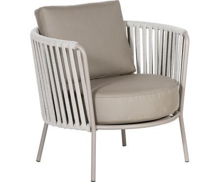 Garten-Loungesessel Sunderland mit Sitzpolster