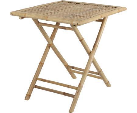 Rozkładany stół ogrodowy z drewna bambusowego Tropical