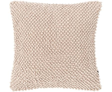 Coussin rose 45x45 Indi