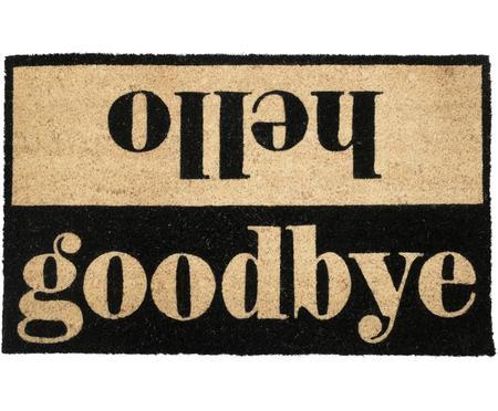 Fußmatte Hello/Goodbye