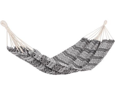 Hamac en coton gris Raissa