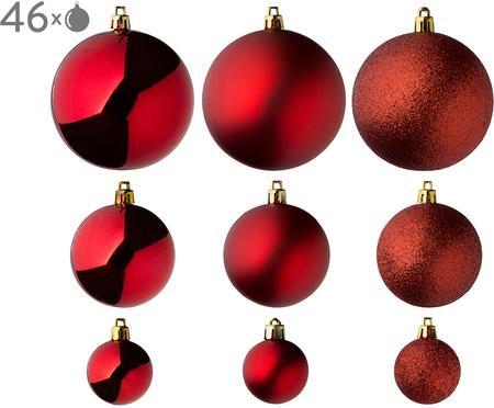 Set palline di Natale Silvia 46 pz