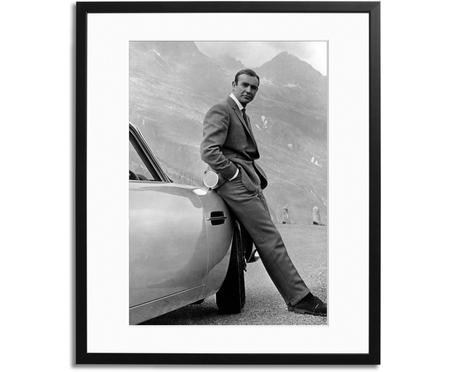 Impression photographique encadrée Connery
