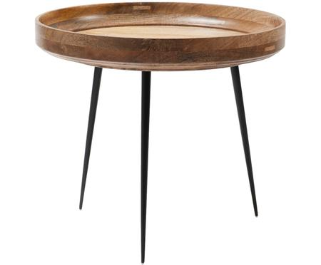 Tavolino di design in legno di mango Bowl Table