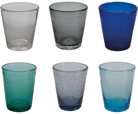 Set 6 bicchieri acqua Baita