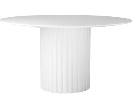 Tavolo rotondo bianco  Pillar
