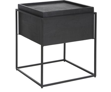 Tavolino con contenitore Theo