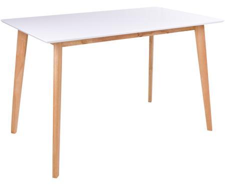 Tavolo con piano bianco Vojens