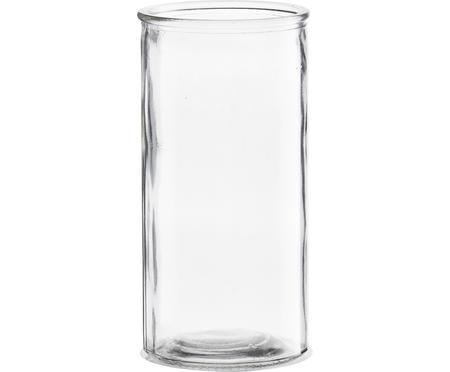 Kleine Glas-Vase Cylinder