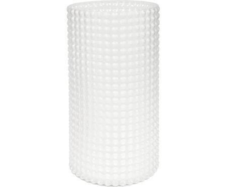 Grand vase en verre Flora