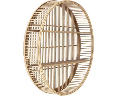 Rundes Bambus-Wandregal Bentra