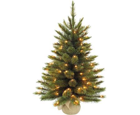 Künstlicher LED Weihnachtsbaum Forest
