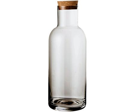 Carafe gris transparent Clearance