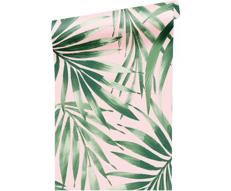 Carta da parati Leaves Blush