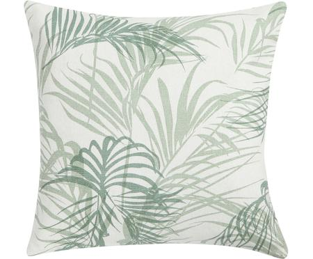 Cojín Palm Leaf, con relleno