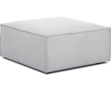 Pouf canapé gris Lennon