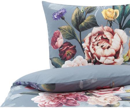 Bettwäsche Nysted mit Blumenprint