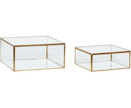 Set 2 scatole Karie
