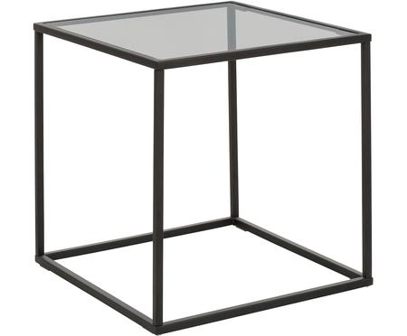 Table d'appoint en verre Maya