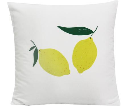 Housse de coussin réversible Lemon