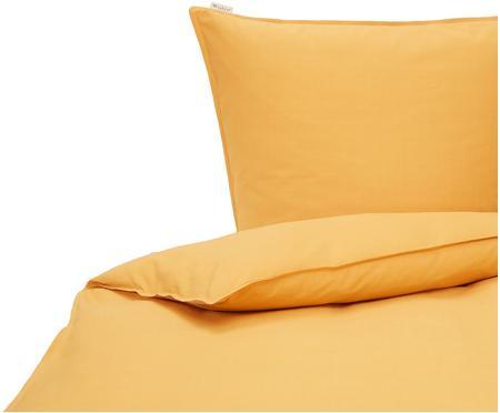 Baumwoll-Bettwäsche Soft mit feinem Struktur-Print