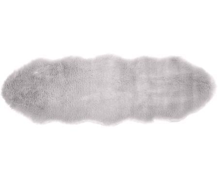 Kunstfell-Teppich Mathilde, glatt