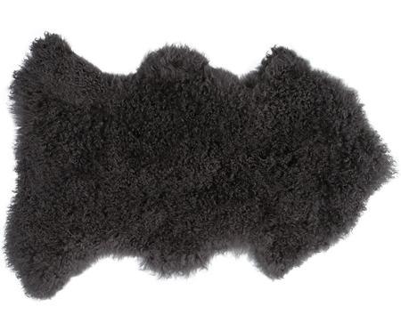 Pelliccia d'agnello a pelo lungo Ella