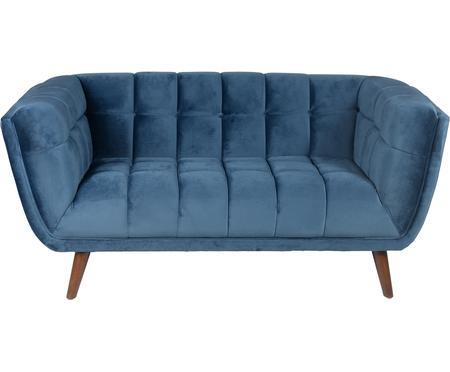 Sofa z aksamitu Beryl (2-osobowa)
