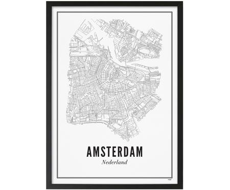 Oprawiony druk cyfrowy Amsterdam