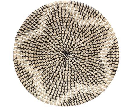 Wandobjekt Star aus Seegras