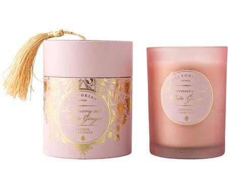 Świeca zapachowa Sense (rozmaryn i biały imbir)