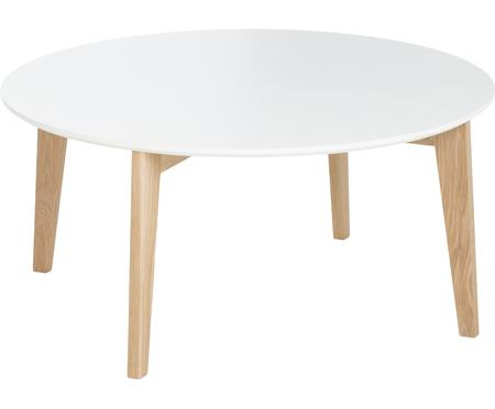 Runder Couchtisch Lucas im Skandi Design