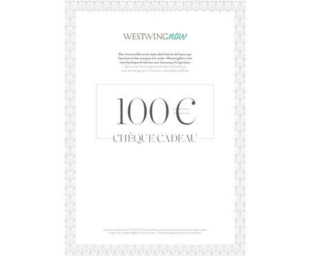 Chèque cadeau à imprimer 100 €